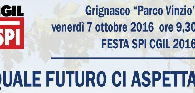 Festa Spi Novara – Venerdì 07.10.2016