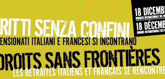 I Pensionati italiani e francesi si incontrano