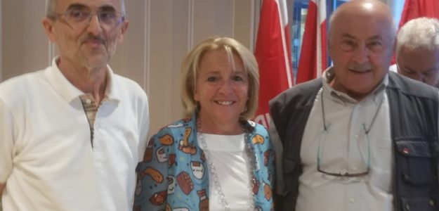 Eletta la compagna Daniela Bedino nella Segreteria dello Spi di Cuneo