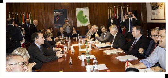 A che punto siamo: ieri, 13 settembre, è ripreso il confronto  con il Ministero del Lavoro sulle pensioni