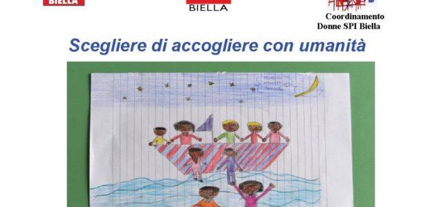 Scegliere di accogliere con umanità – Biella 23 novembre 2017