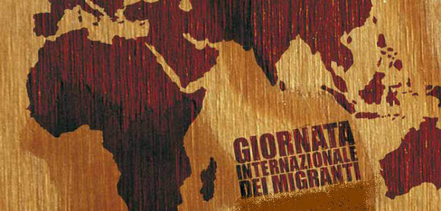 Giornata del migrante. L'appello dei pensionati Cgil
