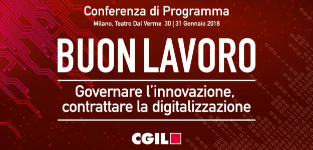 """Milano – Conferenza di Programma """"Governiamo il cambiamento"""""""