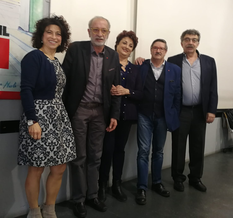 Eletta la segreteria regionale Spi Cgil del Piemonte