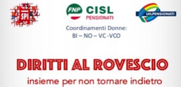 Diritti al rovescio – Novara 22 maggio 2019 ore 15