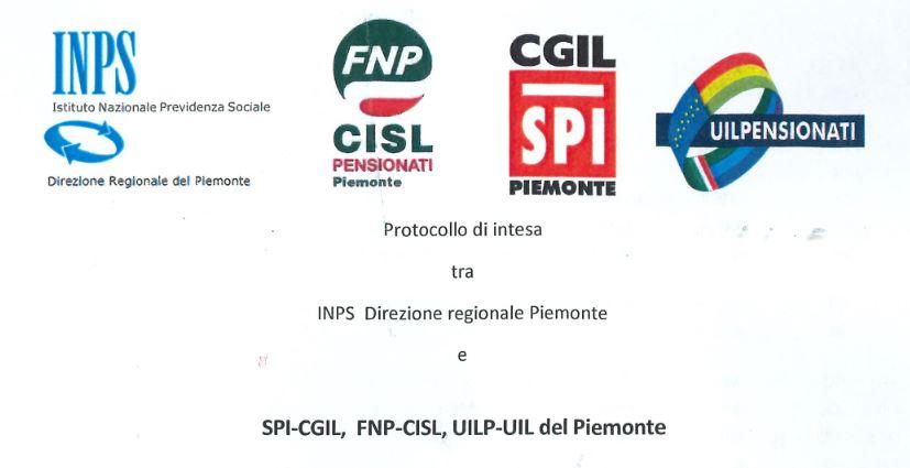 Accordo OOSS Pensionati e INPS Piemonte 14 luglio 2020