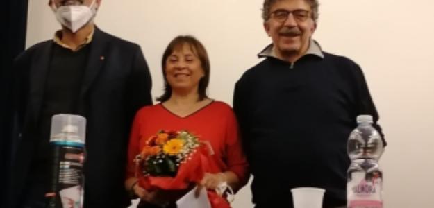 Antonella Albanese, nuova segretaria provinciale dello Spi Cgil di Alessandria