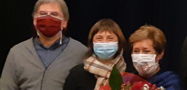 Claudio Gandini e Marisa Valente eletti nella Segreteria provinciale Spi Cgil Alessandria con Antonella Albanese