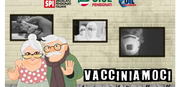 Vacciniamoci – lasciamoci il virus alle spalle