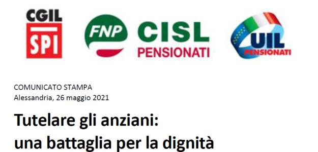 APPELLO PUBBLICO #tuteliamoglianziani